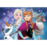 Ravensburger - Disney Frozen Northern Lights Puzzle 2x24pc - Grace Baby