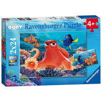 Ravensburger - Disney Finding Dory Puzzle 2x24pc - Grace Baby