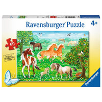 Ravensburger - Mustang Meadow Puzzle 60pc - Grace Baby