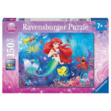 Ravensburger - Disney Ariel Puzzle 150pc - Grace Baby