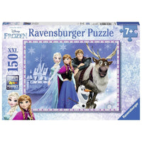 Ravensburger - Disney Frozen Friends at the Palace Puzzle 150pc - Grace Baby