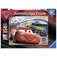 Ravensburger - Disney Cars Fast Race Puzzle 150pc - Grace Baby