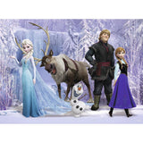 Ravensburger - Disney Frozen In the Realm of the Snow Queen Puzzle 100pc - Grace Baby