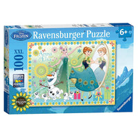 Ravensburger - Disney Frozen Fever Puzzle 100pc - Grace Baby