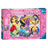 Ravensburger - Disney Princess 2 Puzzle 100pc - Grace Baby
