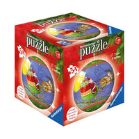 Ravensburger Puzzleball Christmas Ornament - Santa and Reindeers