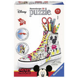 Ravensburger - Disney Mickey 3D Sneaker Puzzle 108pc - Grace Baby