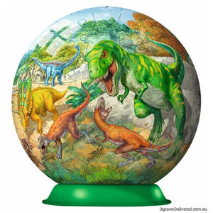 Ravensburger - Fascinating Dinosaurs 3D Puzzle 108pc