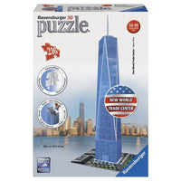 Ravensburger - One World Trade Center 3D Puzzle 216pc
