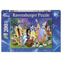 Ravensburger - Disney Favourites Puzzle 200pc