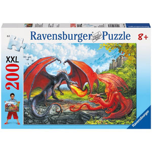 Ravensburger - Flight of the Dragon Puzzle 200pc