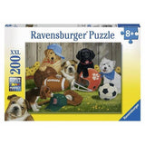 Ravensburger - Let's Play Ball Puzzle 200pc - Grace Baby