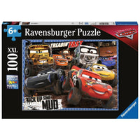 Ravensburger - Disney Mudders Puzzle 100pc