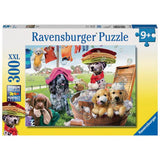 Ravensburger - Laundry Day Puzzle 300pc - Grace Baby