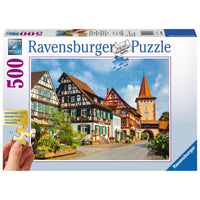Ravensburger - Gengenbach Germany Puzzle 500pc - Grace Baby