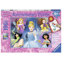 Ravensburger - Disney Charming Princess Puzzle 100pc - Grace Baby