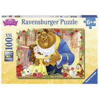 Ravensburger - Disney Belle & Beast Puzzle 100pc - Grace Baby