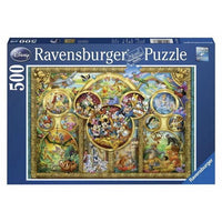 Ravensburger - Disney Family Puzzle 500pc - Grace Baby