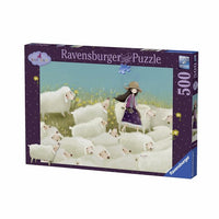 Ravensburger - Buttercup Meadow Puzzle 500pc - Grace Baby