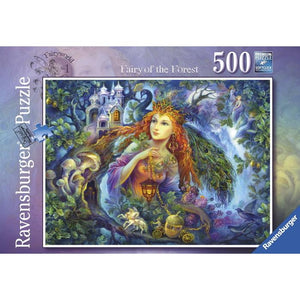 Ravensburger - Fairy of the Forest Puzzle 500pc