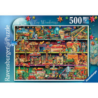 Ravensburger - Aimee Stewart Toy Wonderama Puzzle 500pc