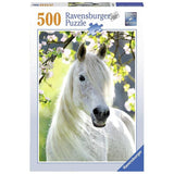 Ravensburger - Equestrian Spring Puzzle 500pc - Grace Baby