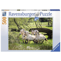 Ravensburger - Norwegian Fjord Puzzle 500pc - Grace Baby