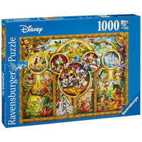 Ravensburger - Disney Best Themes Puzzle 1000pc - Grace Baby