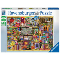 Ravensburger - Colin Thompson The Craft Shop Puzzle 1500pc - Grace Baby