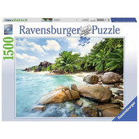 Ravensburger - Beach Bay Puzzle 1500pc