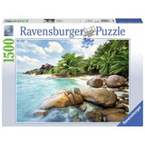 Ravensburger - Beach Bay Puzzle 1500pc - Grace Baby