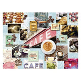 Ravensburger - Coffee And Cake Puzzle 1500pc - Grace Baby