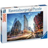 Ravensburger - Flat Iron Building Puzzle 3000pc - Grace Baby