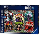 Ravensburger - Disney Wicked Women Puzzle 1000pc - Grace Baby