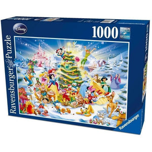 Ravensburger - Disney Christmas Eve Puzzle 1000pc