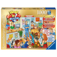 Ravensburger - WHAT IF? - No 4 At the Vet's Puzzle 1000pc Jigsaw Puzzle - Grace Baby