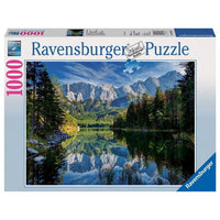 Ravensburger - Most Majestic Mountains Puzzle 1000pc - Grace Baby