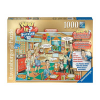 Ravensburger - WHAT IF? - No 10 The Birthday 1000pc Jigsaw Puzzle - Grace Baby