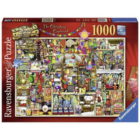 Ravensburger - Colin Thompson The Christmas Cupboard 1000pc Puzzle - Grace Baby