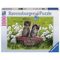 Ravensburger - Picnic in the Meadow Puzzle 1000pc - Grace Baby