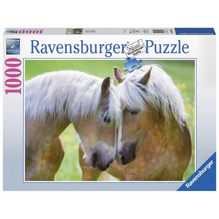 Ravensburger - A Momemt Together Puzzle 1000pc - Grace Baby