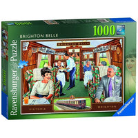 Ravensburger - Brighton Belle 1000pc Puzzle - Grace Baby