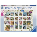 Ravensburger - Stamp Collection Puzzle 1000pc - Grace Baby