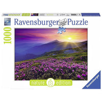 Ravensburger - Mountains at Dawn Puzzle 1000pc - Grace Baby