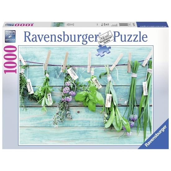 Ravensburger - Fresh Herbs 1000pc Puzzle