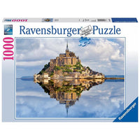 Ravensburger - St Michaels Moun Puzzle 1000pc - Grace Baby