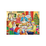 Ravensburger - WHAT IF? No 15 Christmas Day 1000pc Jigsaw Puzzle - Grace Baby