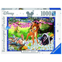 Ravensburger - Disney Memories - Bambi 1942 - 1000pc Puzzle - Grace Baby