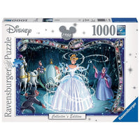Ravensburger - Disney Memories - Cinderella 1950 - 1000pc Puzzle - Grace Baby