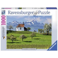 Ravensburger - Lake Constance Puzzle 1000pc - Grace Baby